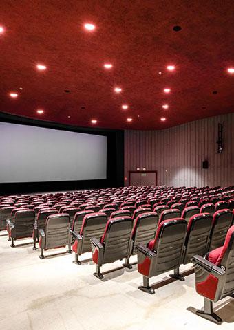 Sala A - Kino luna wynajem
