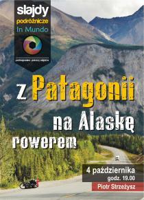 Z Patagonii na Alaskę