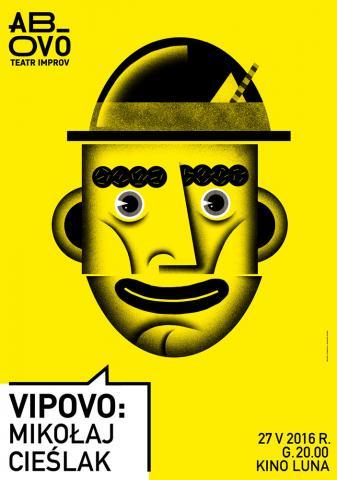 Ab Ovo Vip-Ovo z gościem specjalnym Mikołajem Cieślakiem!