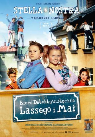 Biuro detektywistyczne Lassego i Mai