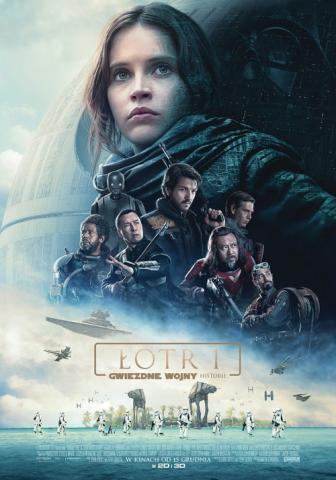 Łotr 1. Gwiezdne wojny - historie (dubbing)