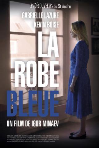 UFF: Niebieska sukienka