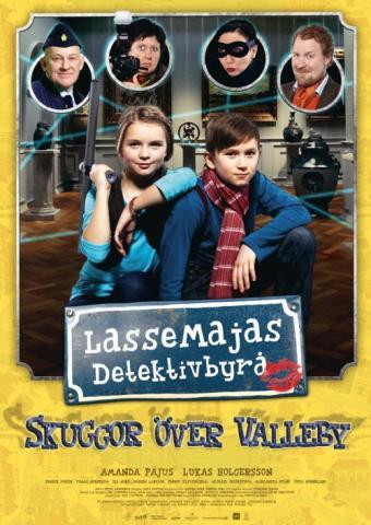 Biuro Detektywistyczne Lassego i Mai. Cienie nad Valleby