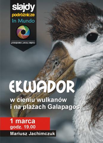 Ekwador – w cieniu wulkanów i na plażach Galapagos