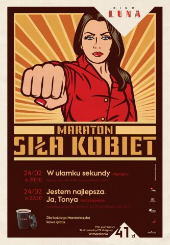 Maraton filmowy Siła kobiet