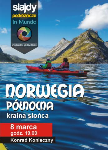 Norwegia Północna – kraina słońca