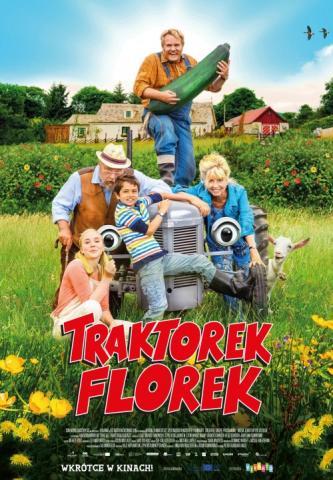 Traktorek Florek