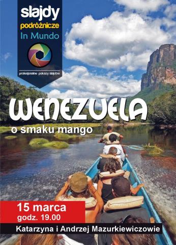 Wenezuela o smaku mango
