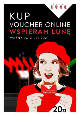 Kup voucher online - WSPIERAM LUNĘ