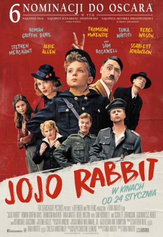 TANI FILM: Jojo Rabbit