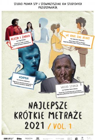 PREMIERA - Najlepsze polskie krótkie metraże 2021, vol. 1