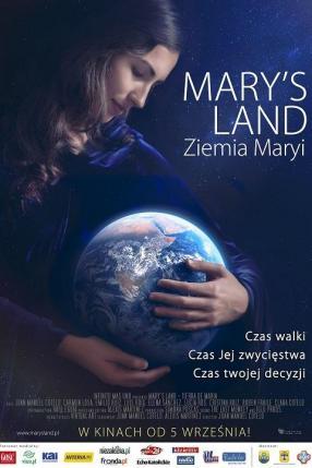 Mary's land plakat