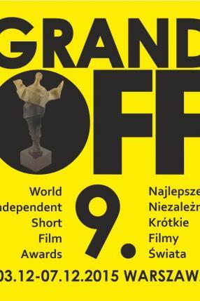 GRAND OFF 2015 - I blok filmów nagrodzonych