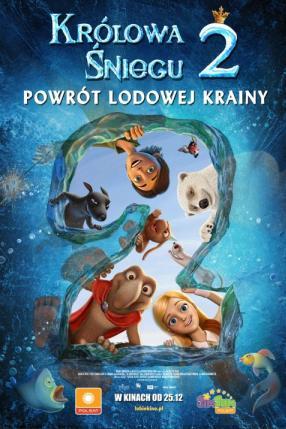 Mały Sputnik: Królowa śniegu 2