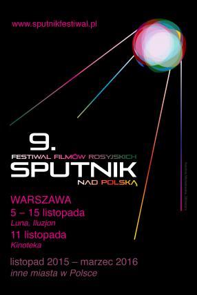 Zamknięcie festiwalu Sputnik - pokaz filmu Zbawienie + Bankiet
