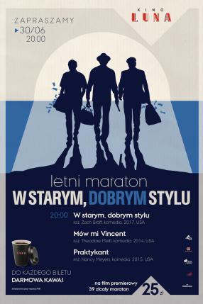 Letni Maraton Filmowy W STARYM, DOBRYM STYLU