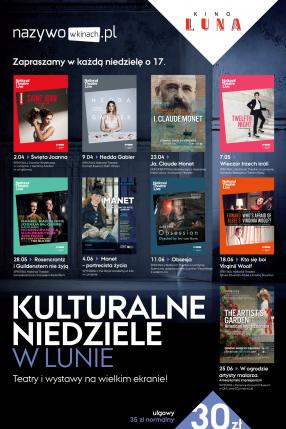 "The National Theatre: ""Rosencrantz i Guildenstern nie żyją"""