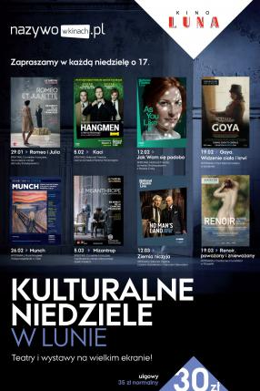 The National Theatre: Ziemia niczyja