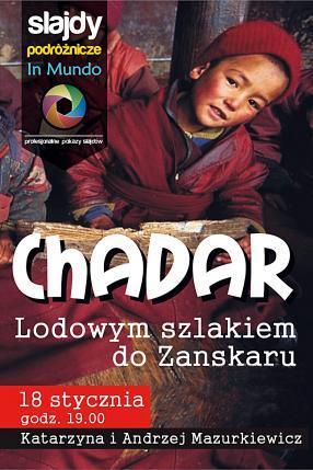 Chadar – lodowym szlakiem do Zanskaru