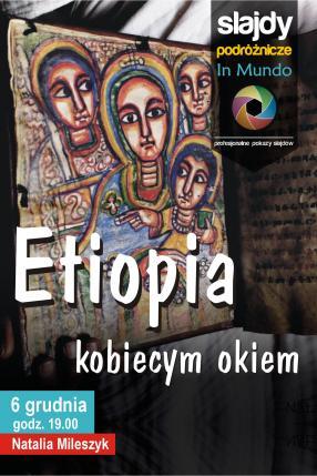 Etiopia kobiecym okiem