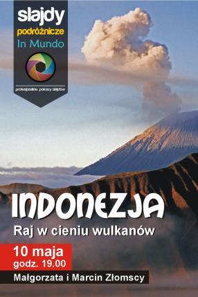Indonezja – raj w cieniu wulkanów