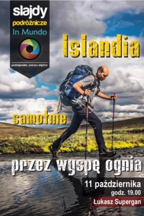 Islandia – samotnie przez wyspę ognia