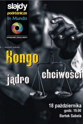Kongo – Jądro Chciwości
