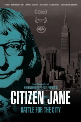 Obywatelka Jane. Walka o miasto