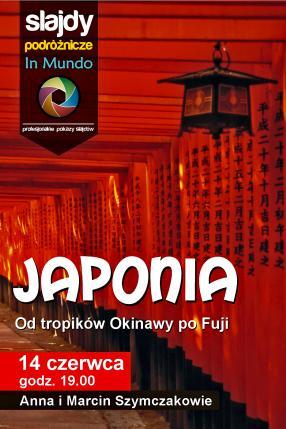Wyspy Japońskie – od tropików Okinawy po Fuji