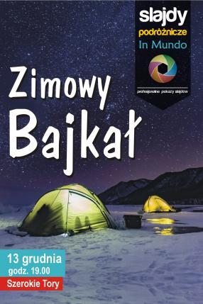Zimowy Bajkał