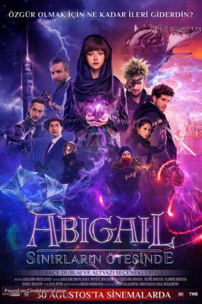 13. SPUTNIK: Abigail