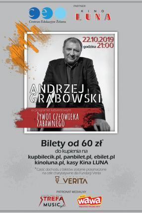 Andrzej Grabowski: Żywot Człowieka Zabawnego