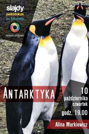 Antarktyka – na marginesie świata