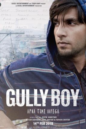 Gully Boy. Głos ulicy