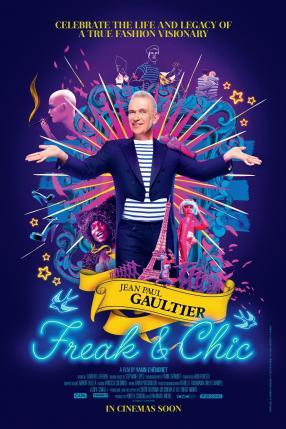 Jean Paul Gaultier. Szyk i krzyk - MDAG film festival