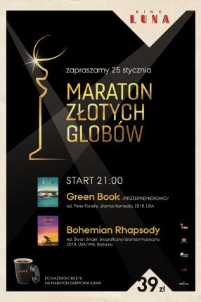 Maraton Złotych Globów