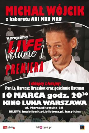 Michał Wójcik - Live Volume 1
