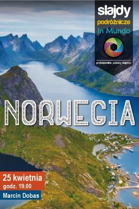 Norwegia – Norð vegr droga na północ