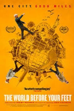 Nowy Jork na piechotę - MDAG film festival