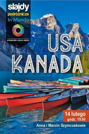 Po obu stronach Gór Sklaistych – USA i Kanada