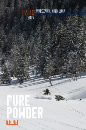 Pure Powder Tour 2019