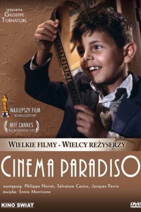 KULTOWE: Cinema Paradiso