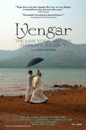 MDAG: Iyengar: człowiek, joga i droga ucznia