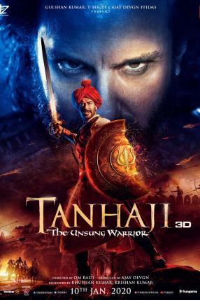 Tanhaji 3D