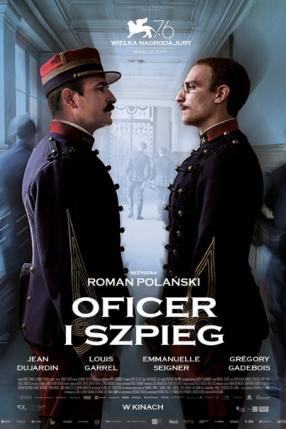 TANI FILM: Oficer i szpieg