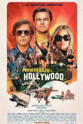 TANI FILM: Pewnego razu... w Hollywood