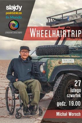 Wheelhairtrip 371 dni z Ziemi Ognistej na Alaskę