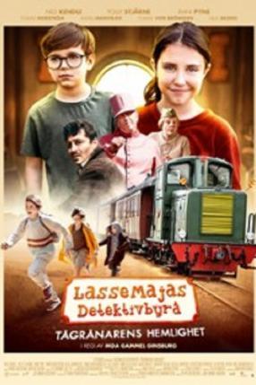 DLA DZIECI - Biuro detektywistyczne Lassego i Mai: Rabuś z pociągu