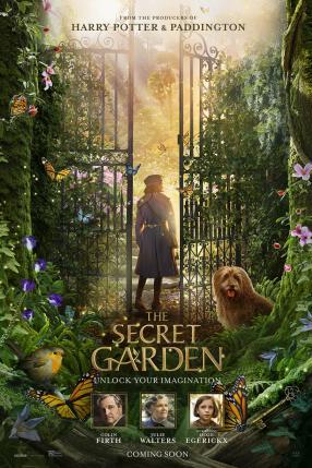 DLA DZIECI - Tajemniczy ogród