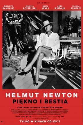 TANI FILM - Helmut Newton. Piękno i bestia